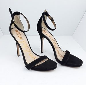 Sam Edelman | Eleanor Suede High Heels Black